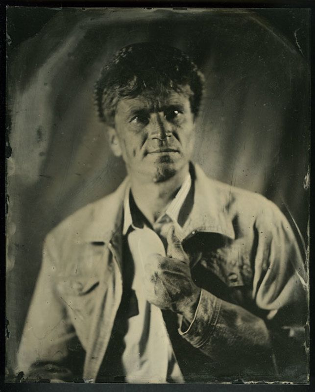 ambrotype photo preview