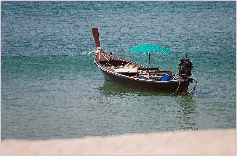 лодка море Лодка #2photo preview