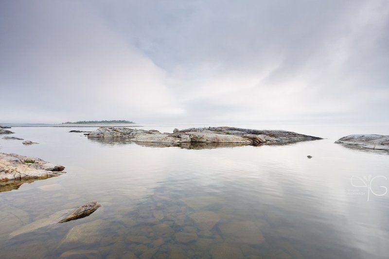 исо-койрасари, петросари, кильполансаари, ристиниеми, такионлуодот, остров, камень, берег, озеро, ладога, карелия photo preview