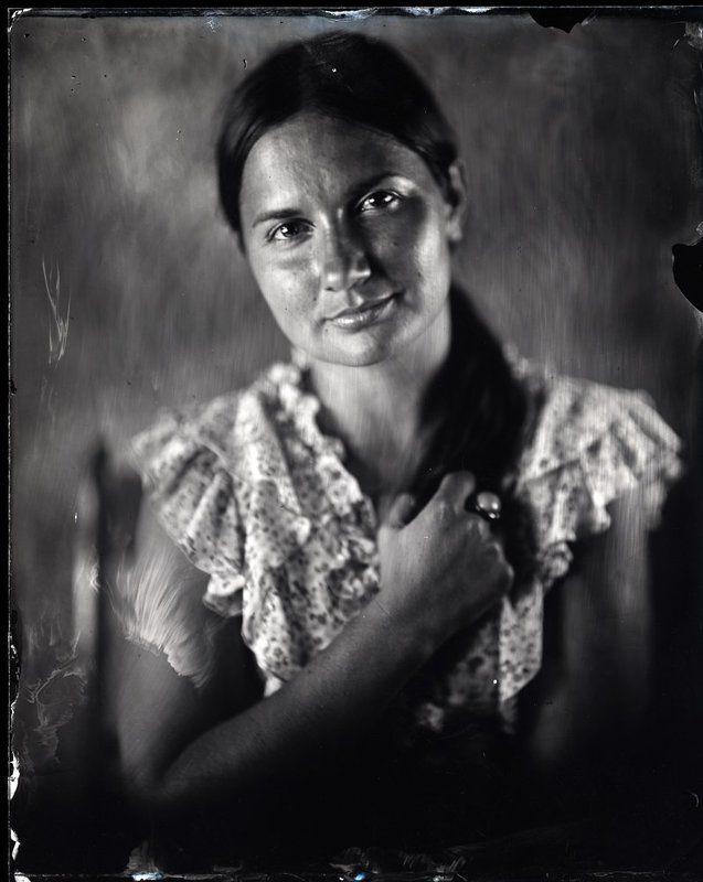 8x10, ambrotype, dallmeyer 3b, Fine art, Vladimirvork, wet plate collodion photo preview