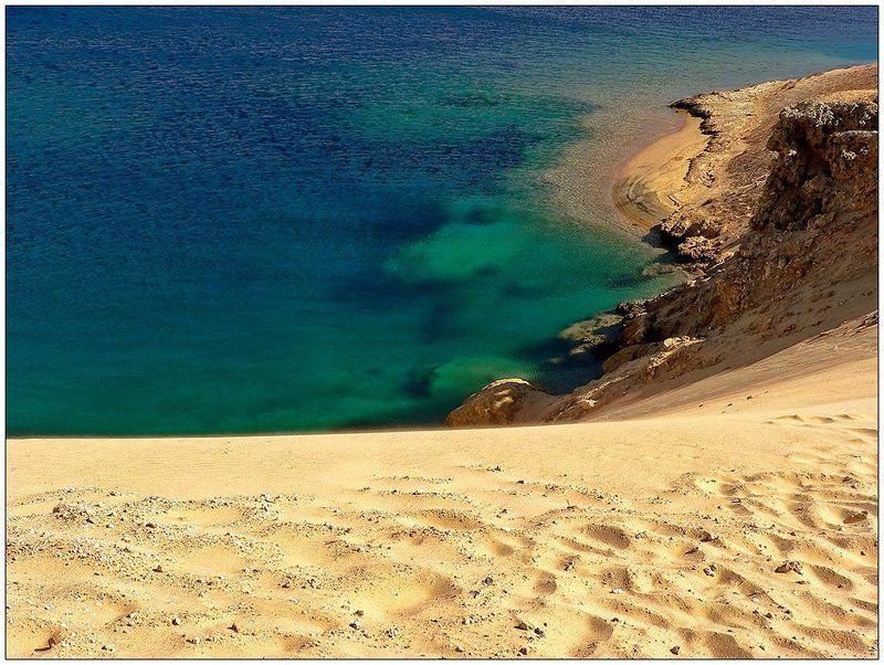 море красное египет, песок, пустыня Сочетание несочетаемогоphoto preview