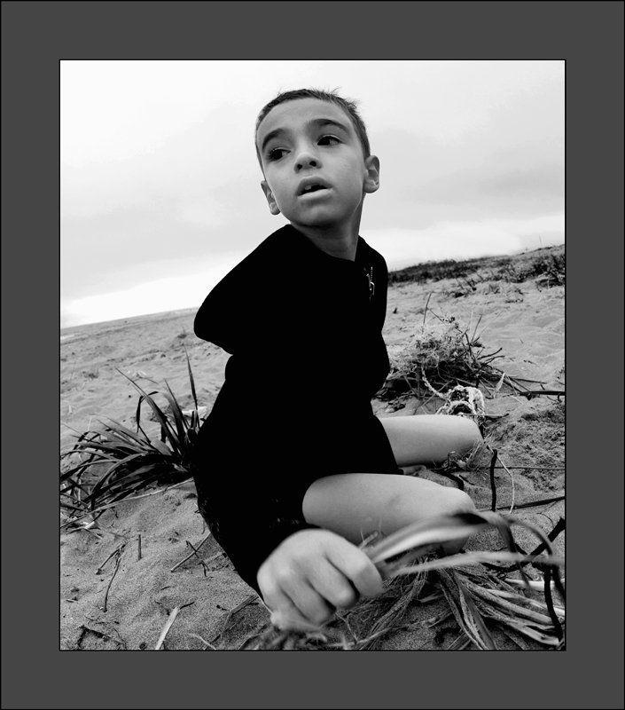 портрет  мальчик, Ванькаphoto preview