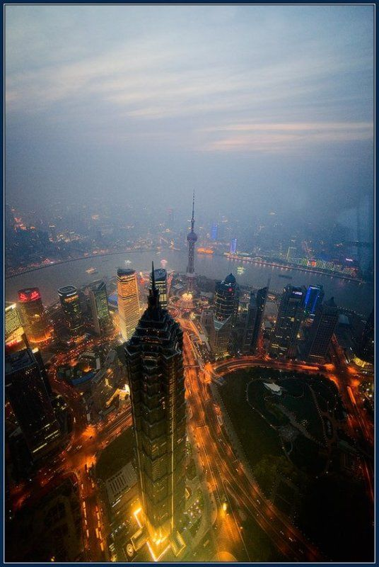 китай, шанхай, обсерватория *photo preview