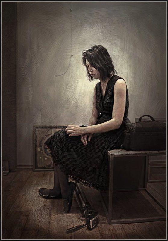 Портрет на заданную тему ...photo preview