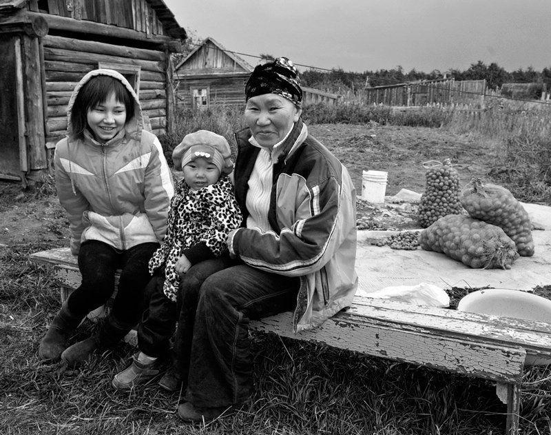Три  поколения уйльтаphoto preview