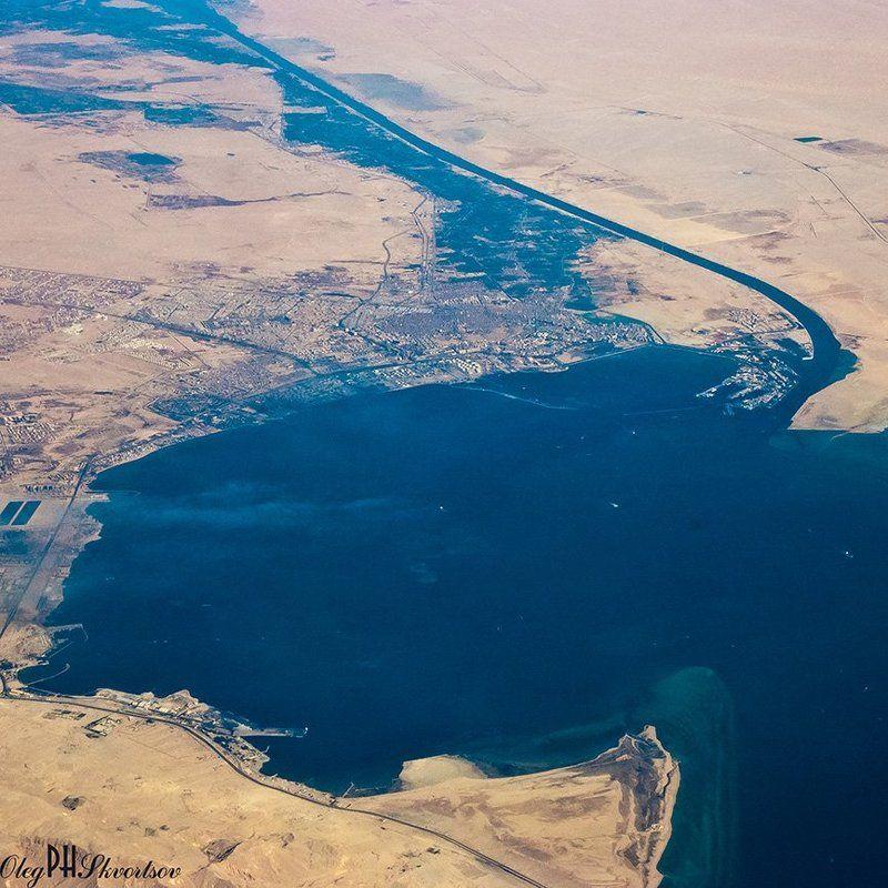 красное море, суэцкий канал, суэц, пустыня Суэцкий каналphoto preview