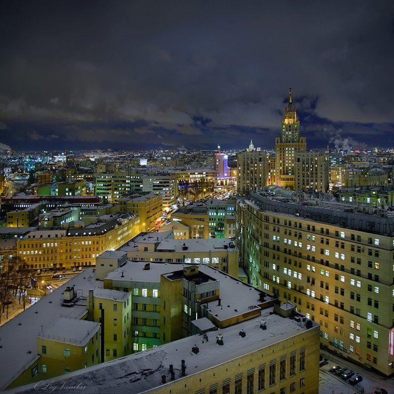 Московский Старый Новый Годphoto preview