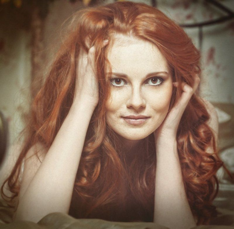 redhead, red hair, Моя прекрасная... Мэри!photo preview