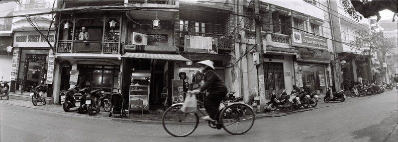 ancient, street, in, hanoi Ancient streets in Hanoiphoto preview