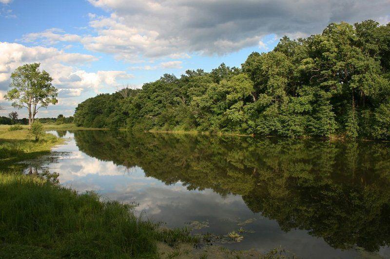 озеро, лето ***photo preview
