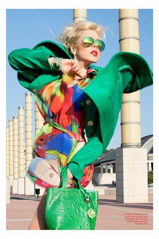 Vika Lukina EDITORIAL de PRIMAVERA Published April 15th, 2012photo preview