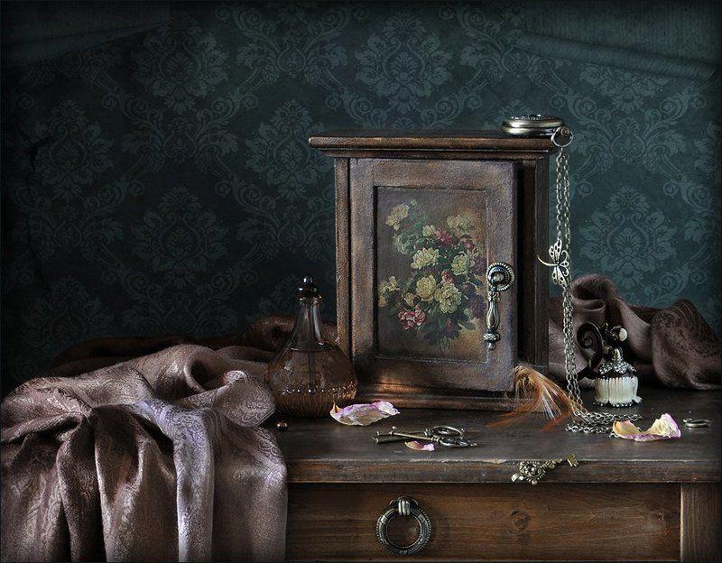 натюрморт Воспоминания старинной ключницы...photo preview