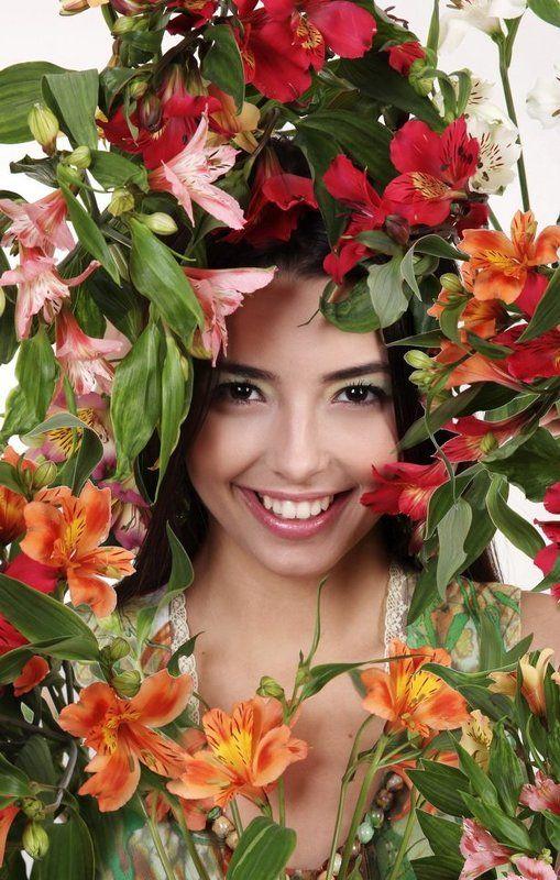 девушка, модель, портрет настроениеphoto preview