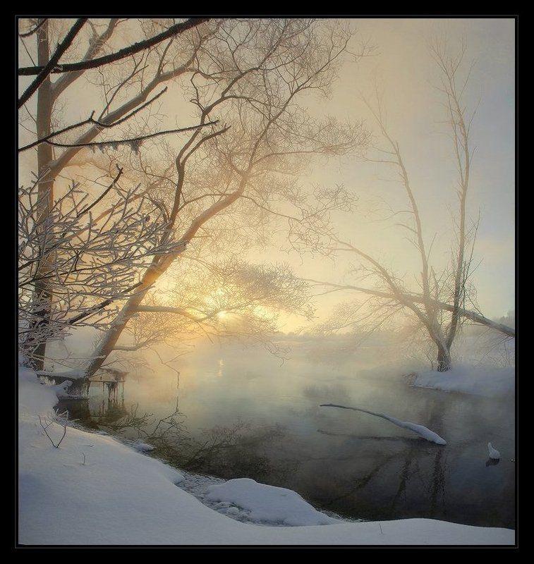 одно утро зимыphoto preview