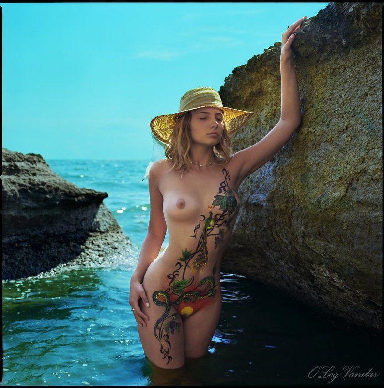 девушка, красота, природа девушка из Водыphoto preview