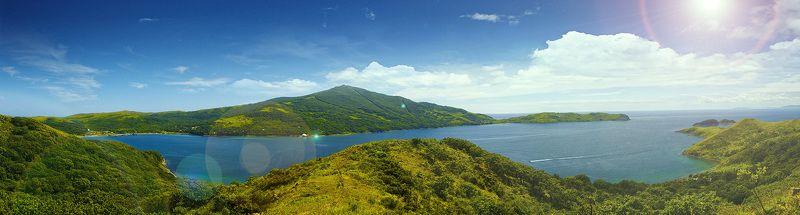 бухта, витязь, море, горы, панорамы, приморский, край Бухта Витязьphoto preview