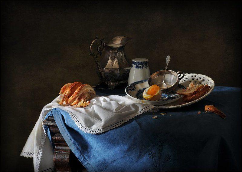 натюрморт, завтрак Завтрак любителя натюрморта :)photo preview