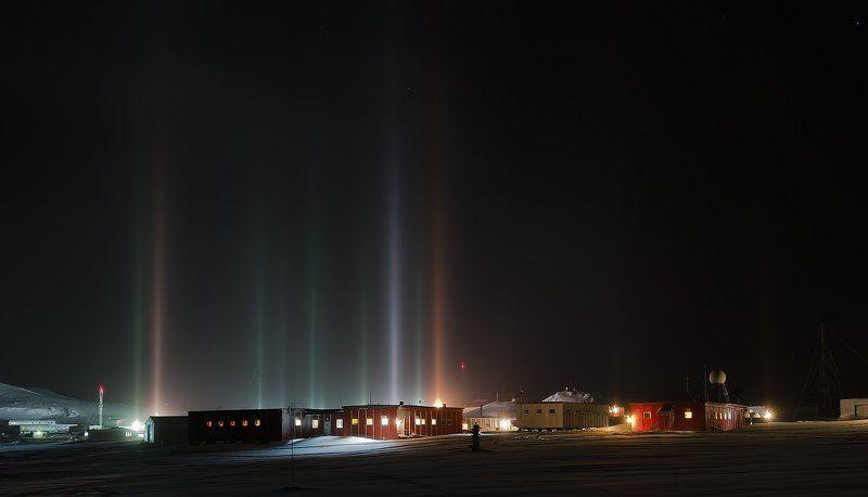 антарктика, king georg island, станция беллинсгаузен Станция Беллинсгаузен (Антарктика)photo preview