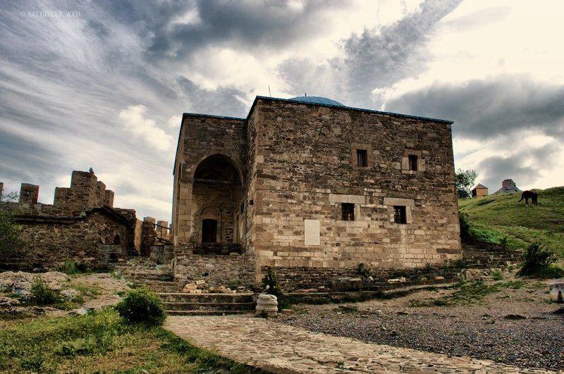 крым, пейзаж Генуэзская крепость, Судакphoto preview