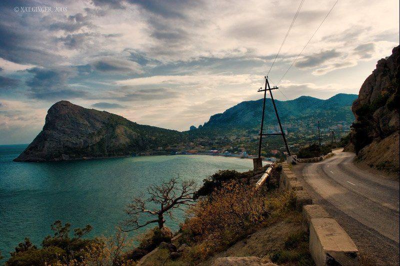 крым, пейзаж Новый Свет, Крымphoto preview