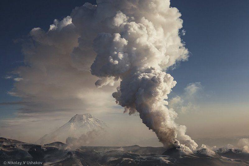 Извержение Плоского Толбачикаphoto preview