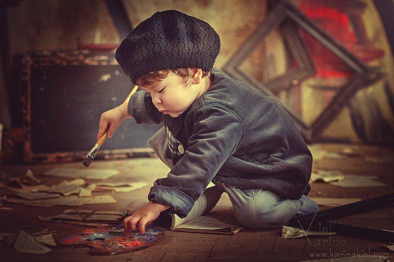 История про одного маленького человечка)))photo preview