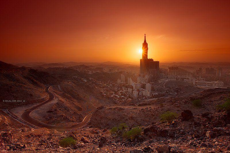 Golden Makkahphoto preview
